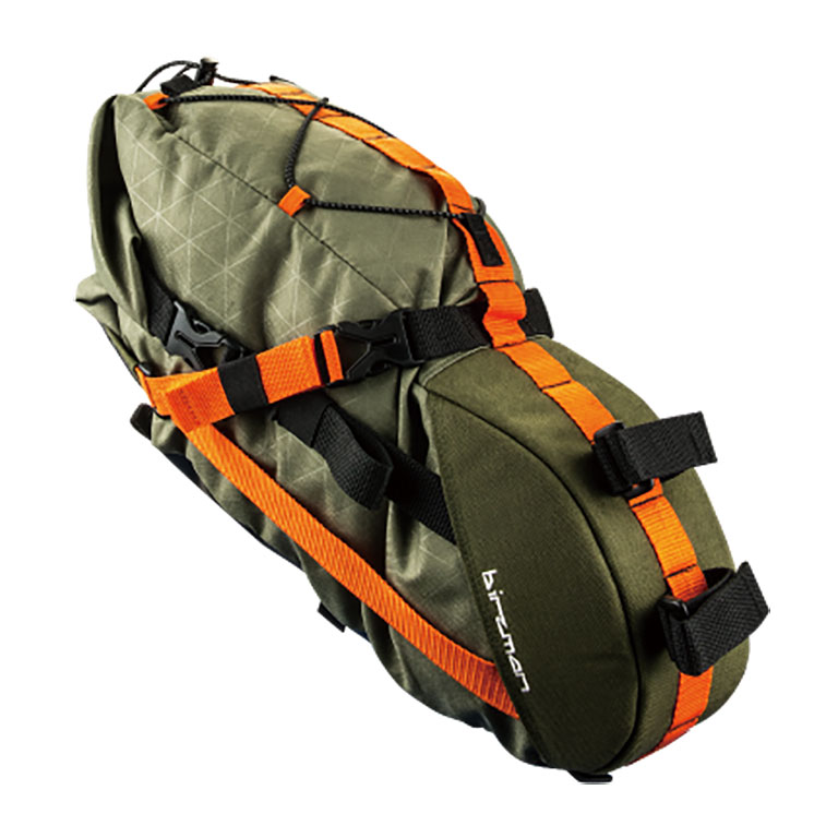 Packman Travel Saddle Pack